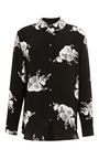 Reese Floral Print Silk Blouse by EQUIPMENT Now Available on Moda Operandi