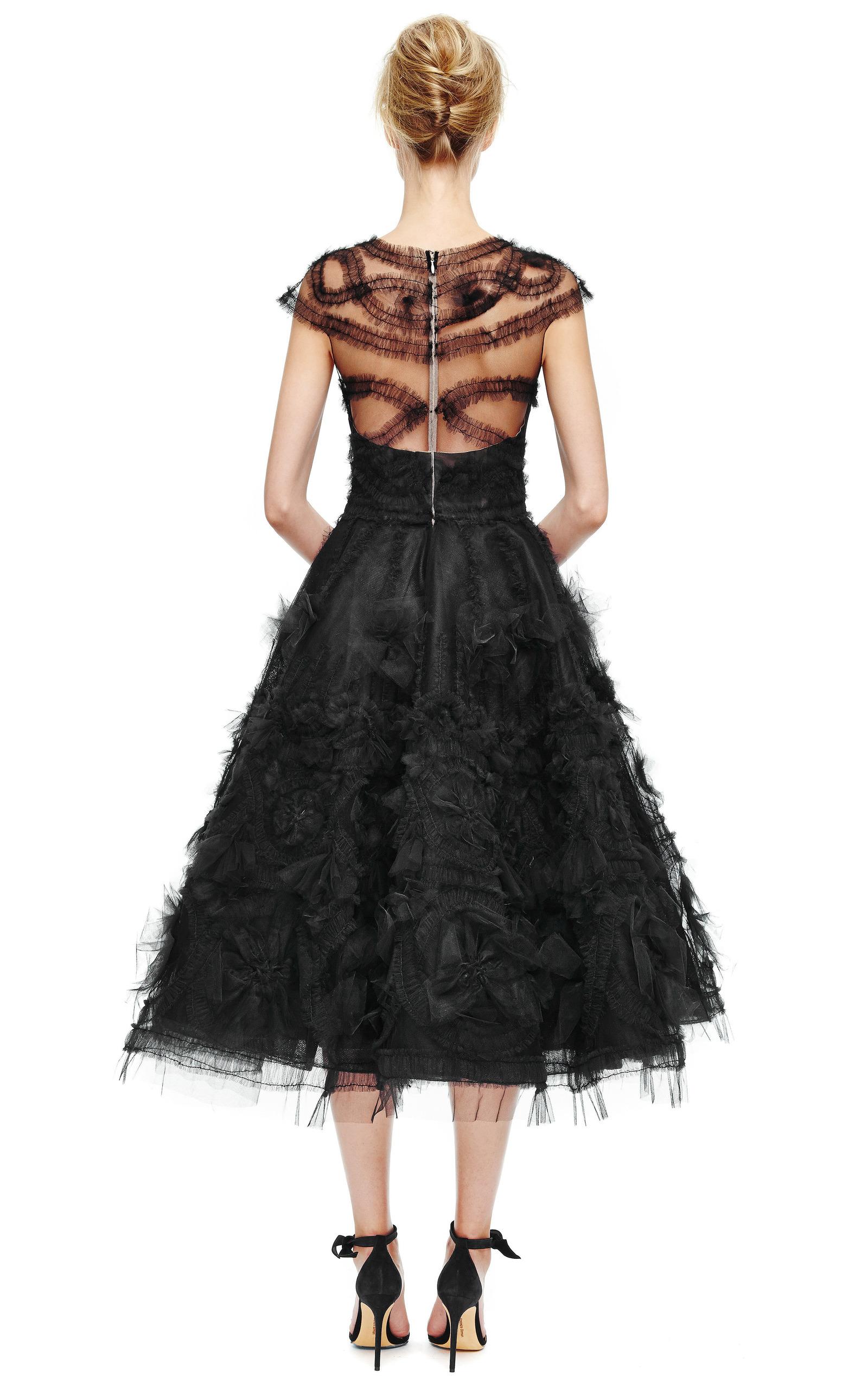 Full Skirt Cocktail Dresses 16