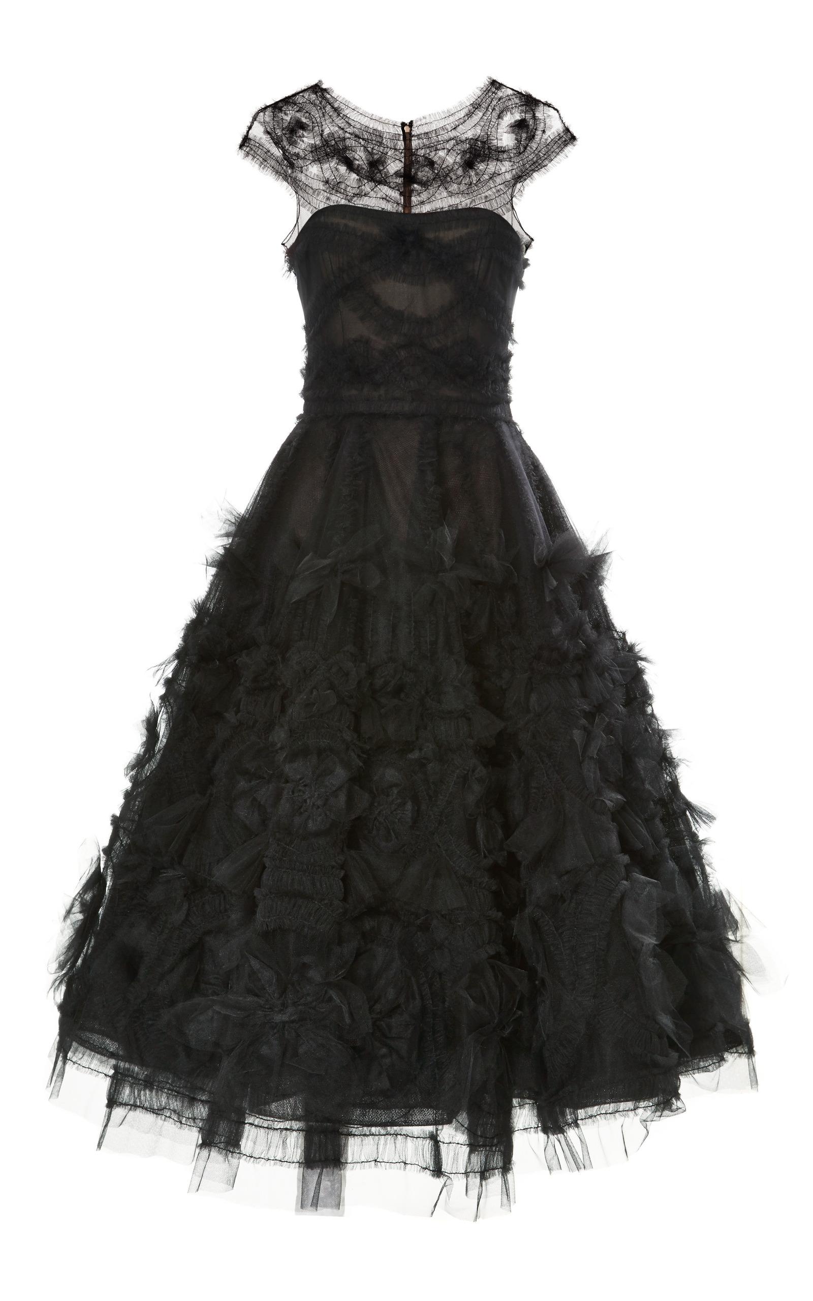Cocktail Dress Full Skirt