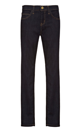 Medium current elliott blue high waisted skinny jeans
