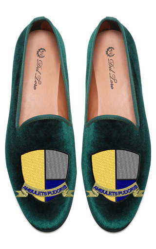 """Walk Of Shame"" Loafer by DEL TORO for Preorder on Moda Operandi"