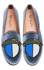 """Writer's Block"" Loafer by DEL TORO for Preorder on Moda Operandi"
