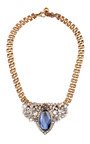 50 Year Collection One Of A Kind Crystal Necklace by LULU FROST Now Available on Moda Operandi