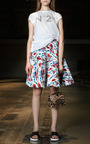 Gwenda Skirt by NO. 21 for Preorder on Moda Operandi
