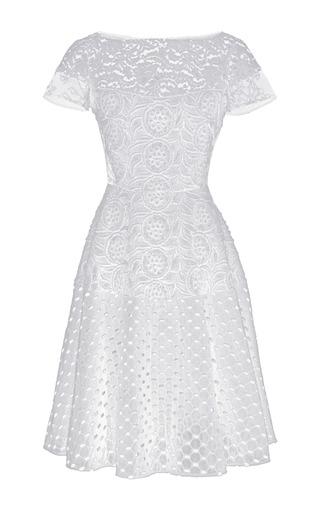 Medium no 21 white annetta dress