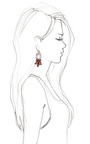 100 Year Earrings Featuring Vintage Parts From 1860 1960 by LULU FROST for Preorder on Moda Operandi