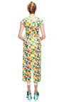 Floral Embroidered Gown by DELPOZO Now Available on Moda Operandi