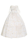 Spring Bridal Gown by DELPOZO for Preorder on Moda Operandi