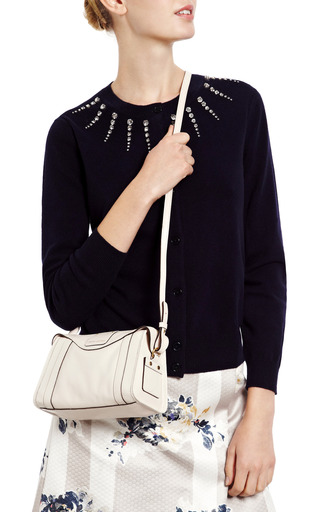 Peggy Leather Shoulder Bag by MARC JACOBS Now Available on Moda Operandi