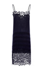 Lace Embroidered Slip Dress by THAKOON for Preorder on Moda Operandi