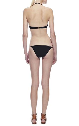 Contrast Trim Underwire Bikini by SALINAS Now Available on Moda Operandi