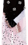 Strapless Dress With Graphic Crystal Embroidery by PRABAL GURUNG for Preorder on Moda Operandi