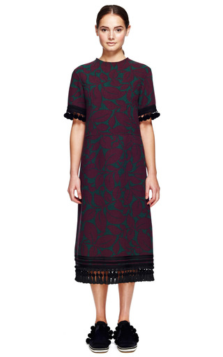 Breadfruit Short Sleeve Sheath Dress by MARC JACOBS for Preorder on Moda Operandi