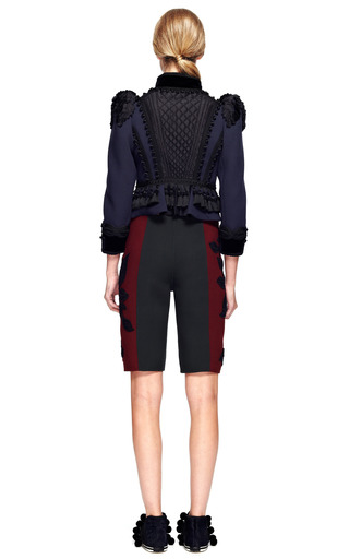 Doubleface Lightweight Wool Fitted Victorian Jacket by MARC JACOBS for Preorder on Moda Operandi