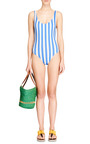 Anne Marie Scoop Back Swimsuit by SOLID & STRIPED Now Available on Moda Operandi
