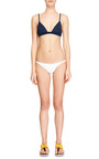 Morgan Triangle Bikini Top by SOLID & STRIPED Now Available on Moda Operandi