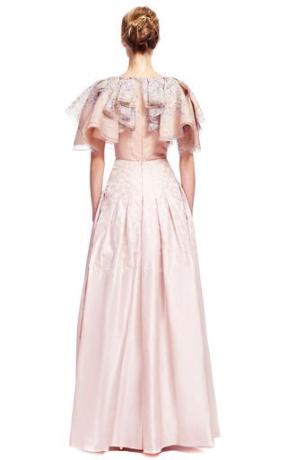 Iris Taffeta Pant by ZAC POSEN for Preorder on Moda Operandi