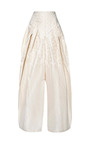 Iris Taffeta Pant by ZAC POSEN for Preorder on Moda Operandi