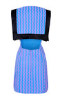 Wave Crepe Square Bodice Dress by OPENING CEREMONY for Preorder on Moda Operandi