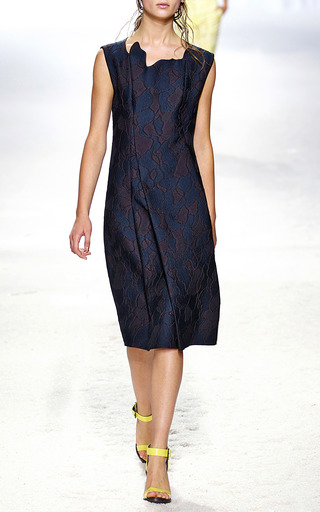 Abstract Neckline Dress With Cdc Inserts by 3.1 PHILLIP LIM for Preorder on Moda Operandi