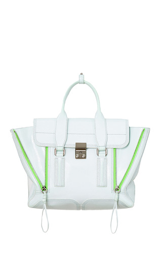 Medium 3 1 phillip lim green pashli medium satchel