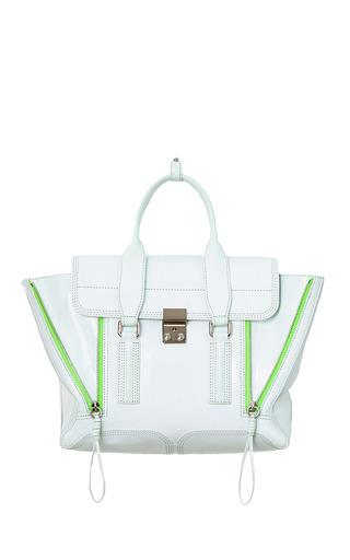 Medium 3 1 phillip lim green pashli medium satchel
