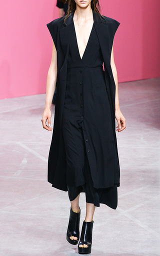 Didier Fabby Dress by THEYSKENS' THEORY for Preorder on Moda Operandi