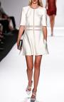 A Line T Shirt Dress by J. MENDEL for Preorder on Moda Operandi