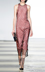 Twist Back Dress by WES GORDON for Preorder on Moda Operandi