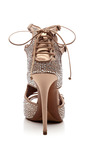 Bailey Crystal Embellished Satin Sandals by TABITHA SIMMONS Now Available on Moda Operandi