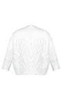 Animal Jacquard Jacket by WHISTLES for Preorder on Moda Operandi