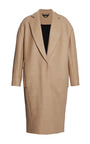 Raffia Coat by WHISTLES for Preorder on Moda Operandi