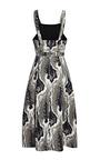 Ocelet Print Dress by WHISTLES for Preorder on Moda Operandi