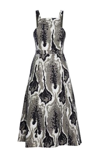 Medium whistles multi ocelet print dress