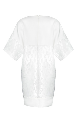 Feline Animal Jacquard Dress by WHISTLES for Preorder on Moda Operandi
