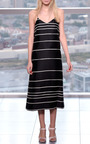 Hiromi Midi Stripe Dress by WHISTLES for Preorder on Moda Operandi