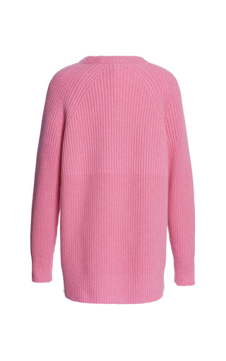 Drop Back Cashmere Sweater by WHISTLES for Preorder on Moda Operandi