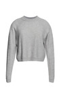 Cashmere Chervon Knit by WHISTLES for Preorder on Moda Operandi
