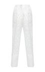 Animal Jacquard Trouser by WHISTLES for Preorder on Moda Operandi