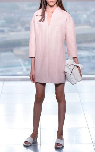 Dari Sculptured Raffia Dress by WHISTLES for Preorder on Moda Operandi
