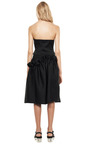 Silk Mix Twill Bustier Top by SIMONE ROCHA for Preorder on Moda Operandi
