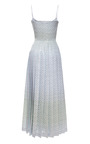 Degrade Jacquard Silk Dress by ROCHAS for Preorder on Moda Operandi