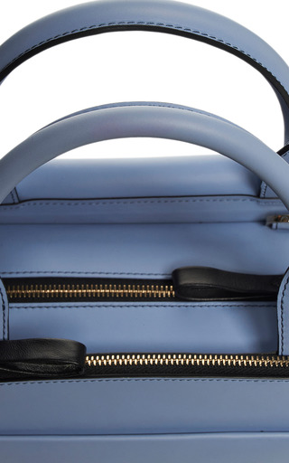Light Blue And Black Calf Bag by PIERRE HARDY for Preorder on Moda Operandi