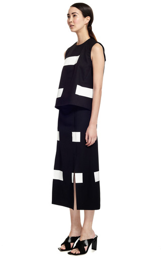 Soft Twill Skirt by KENZO for Preorder on Moda Operandi