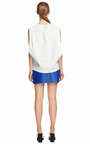 Double Face Leather Skirt by KENZO for Preorder on Moda Operandi