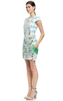 Embroidered F Volt Dress by PETER PILOTTO for Preorder on Moda Operandi