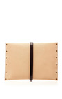 M'o Exclusive: Mercer Leather Clutch And I Pad Case by DILLON DES PRES Now Available on Moda Operandi