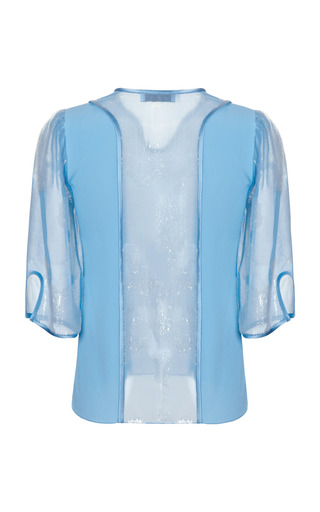 Bettina Blouse by JONATHAN SAUNDERS for Preorder on Moda Operandi
