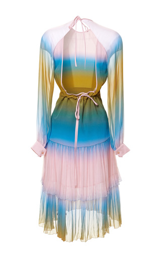 Aurelie Dress by JONATHAN SAUNDERS for Preorder on Moda Operandi