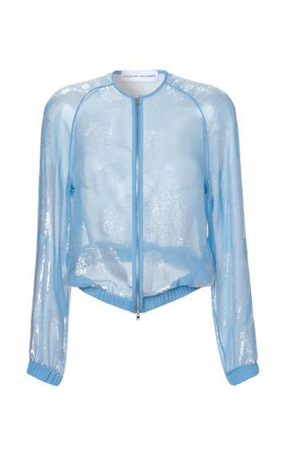 Medium jonathan saunders blue lou lou jacket